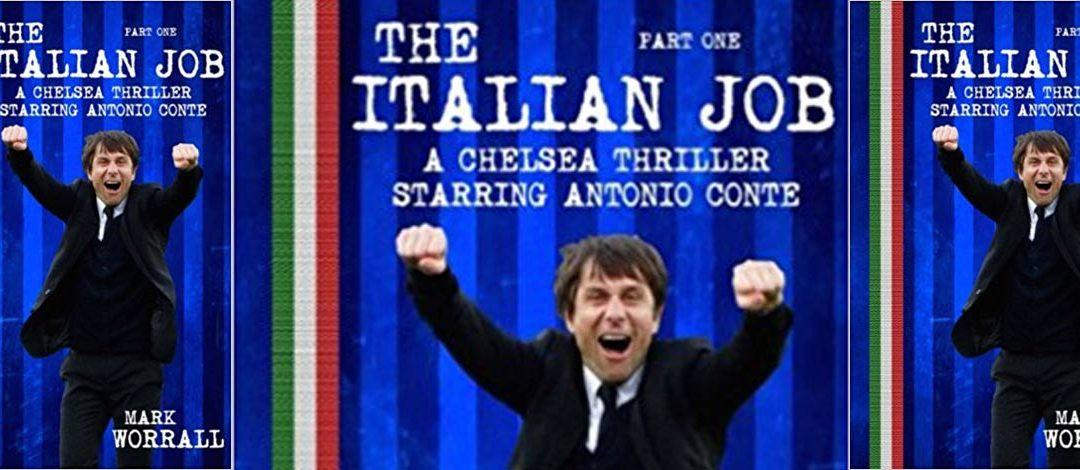 The Italian Job by Mark Worrall