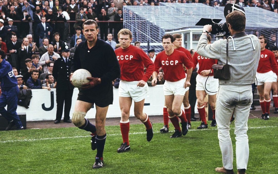Lev Yashin. The Shining Light