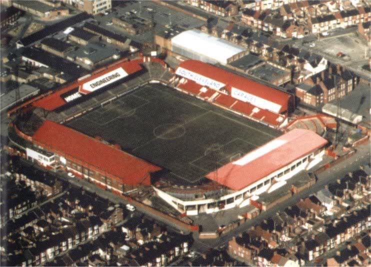 GONE GROUNDS – AYRESOME PARK