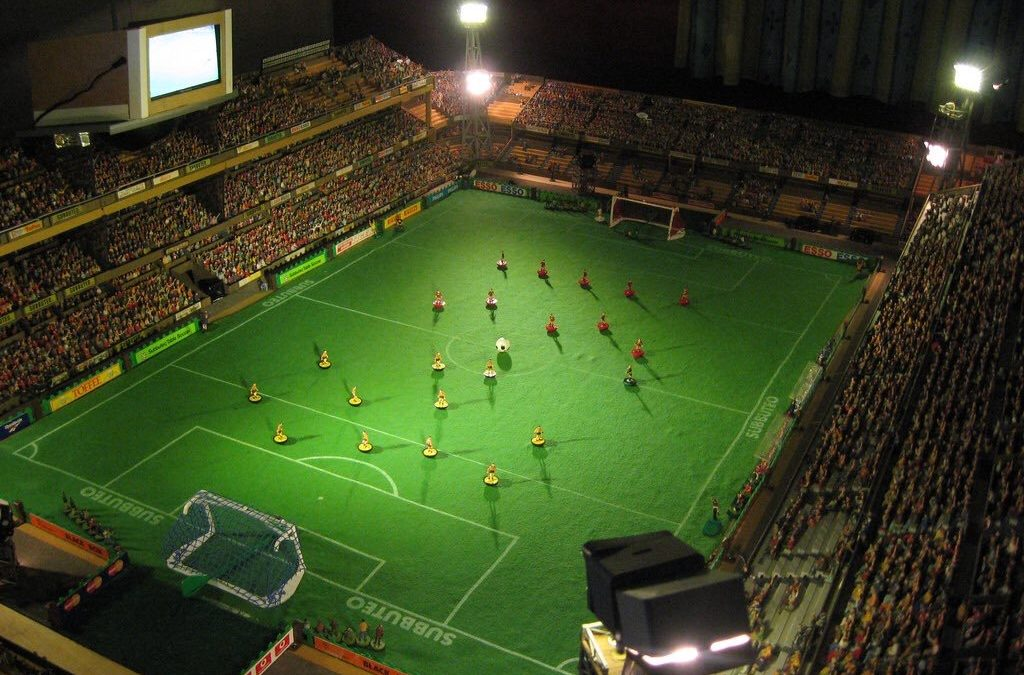 SUBBUTEO STADIA – 12 OF THE BEST
