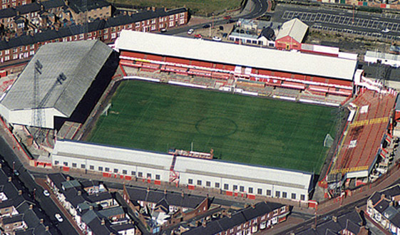 GONE GROUNDS – ROKER PARK