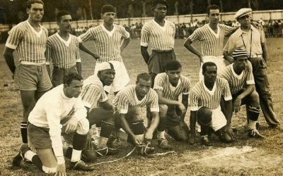 THE 1938 WORLD CUP. LEÔNIDAS AND BRAZIL'S BIGGEST FOLLY