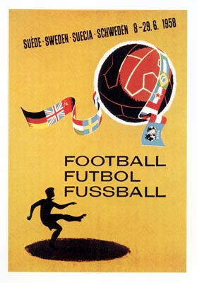 THEY ALL MADE IT – THE 1958 WORLD CUP QUALIFIERS
