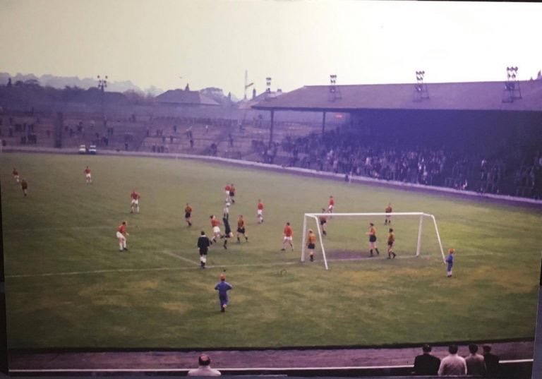 GONE GROUNDS – CATHKIN AND NEW CATHKIN PARK
