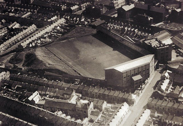 GONE GROUNDS – VETCH FIELD