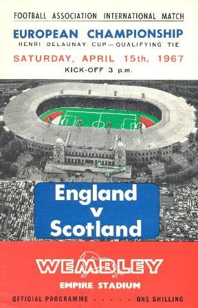 1967: WHEN SCOTLAND RULED THE WORLD (PART ONE)