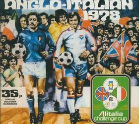 THE ANGLO-ITALIAN CUP(s)