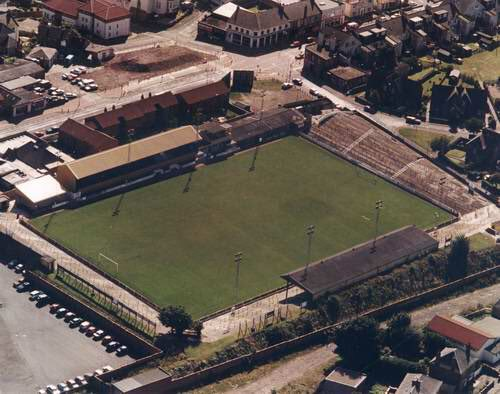 GONE GROUNDS – BAYVIEW PARK