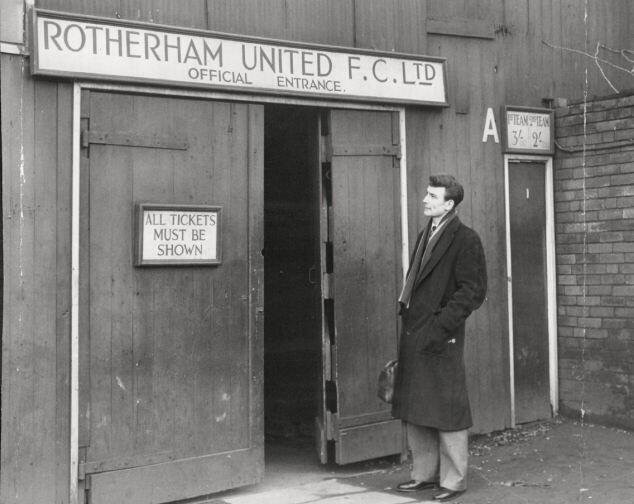 GONE GROUNDS – MILLMOOR