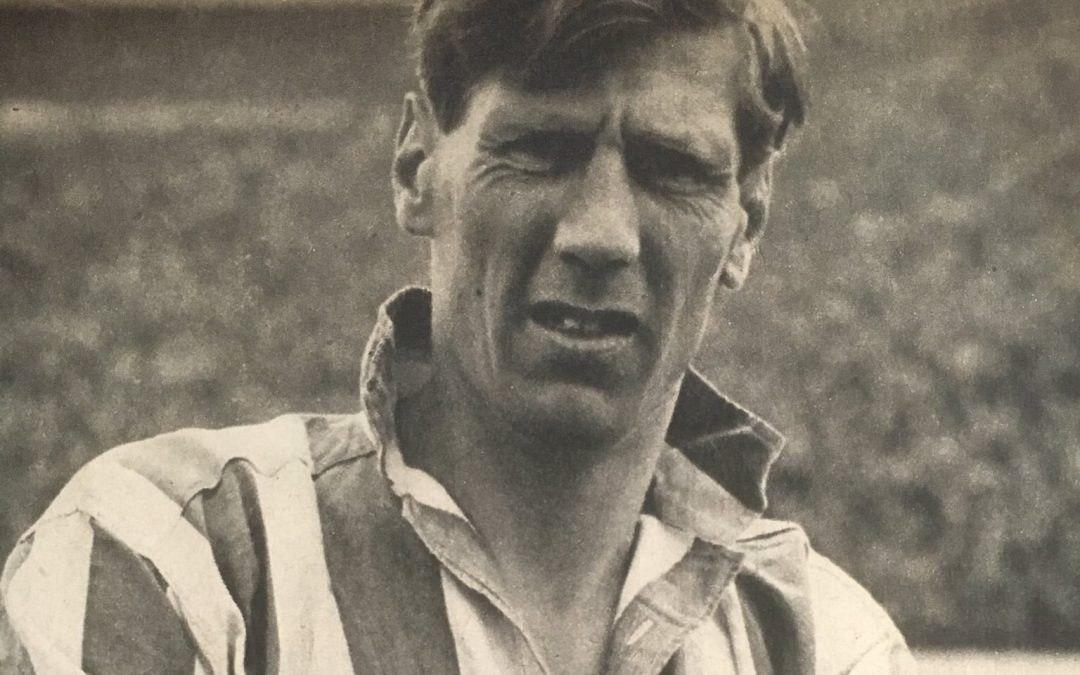 THE BRITISH TRANSFER RECORD BREAKERS – LEN SHACKLETON