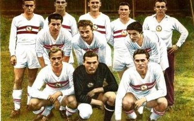 HONVED – THE TEAM LEFT OUT ON THE COLD
