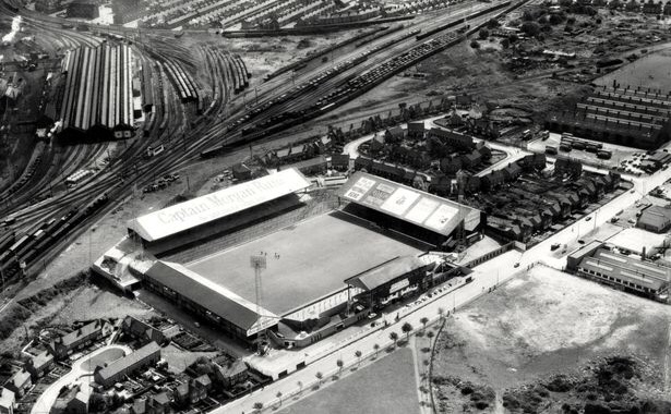 GONE GROUNDS – NINIAN PARK PART TWO