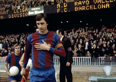 La Liga Football - FC Barcelona v Rayo Vallecano