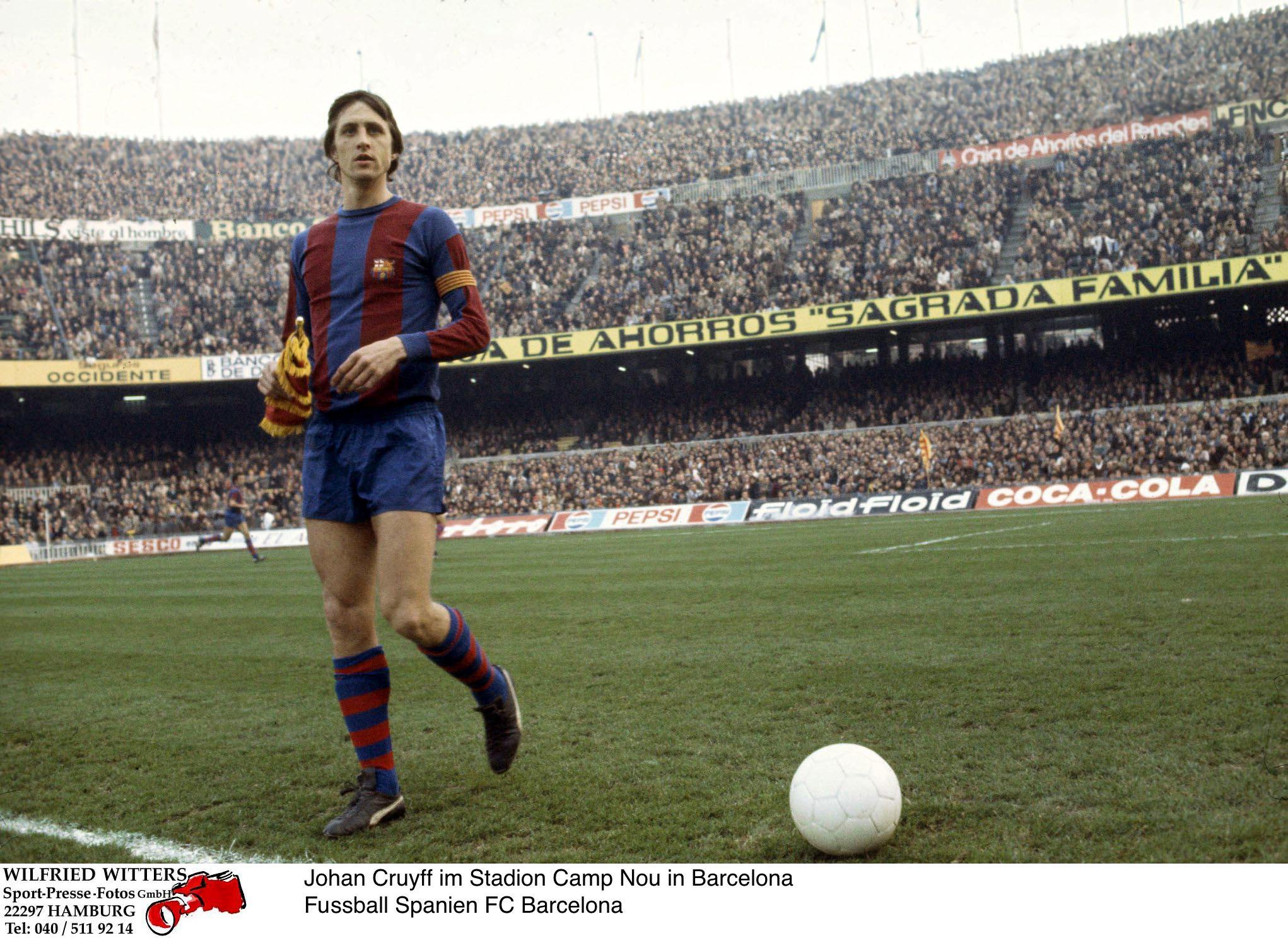 Johan Cruyff – an appreciation