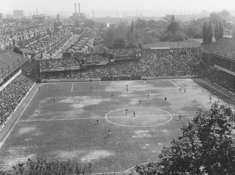 GONE GROUNDS – THE DELL