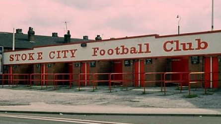 GONE GROUNDS – THE VICTORIA GROUND.