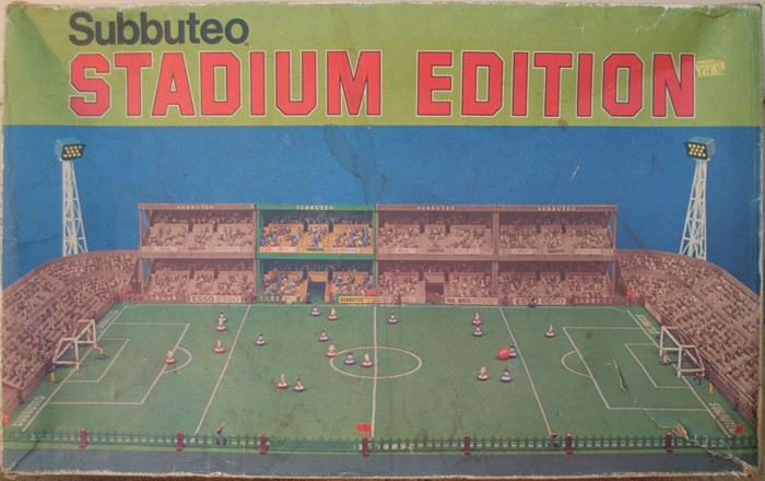 SUBBUTEO STADIUMS – 12 MORE