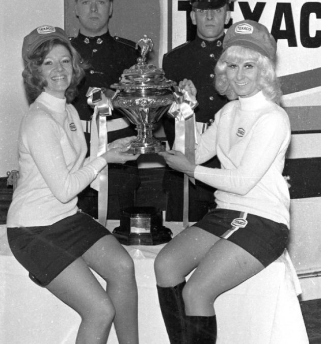 THE TEXACO / ANGLO-SCOTTISH CUP