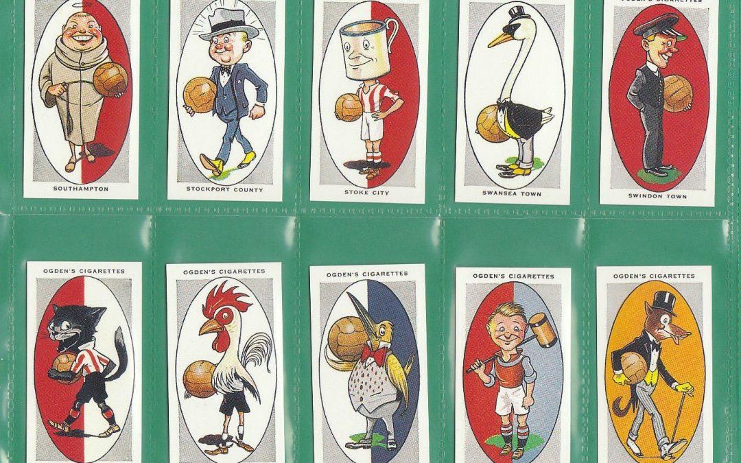 OGDEN'S CIGARETTE CARDS 1920S