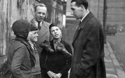 THE BRITISH TRANSFER RECORD BREAKERS – TOMMY LAWTON