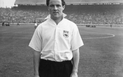 THE BRITISH TRANSFER RECORD BREAKERS – JOHNNY MORRIS