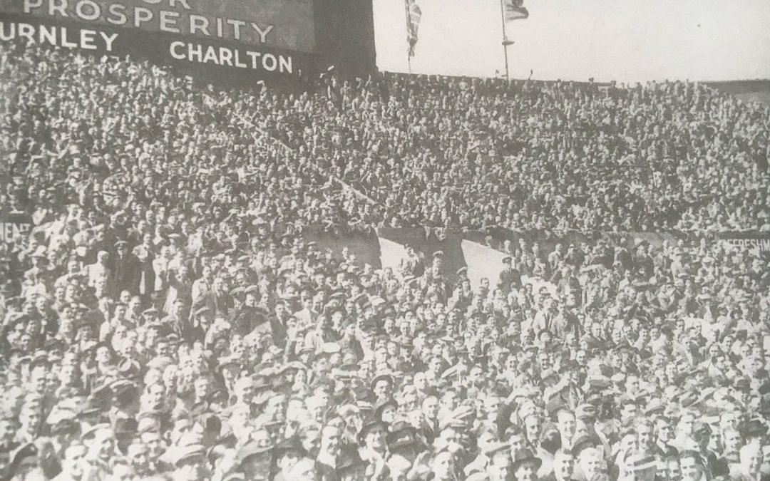 FA CUP 1946-47 ADDICKS GAIN REDEMPTION