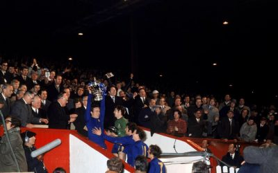 FA CUP 1969-70. BRUTAL