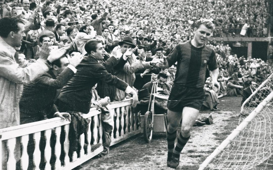 KUBALA – THE MAN WHO BUILT BARCELONA