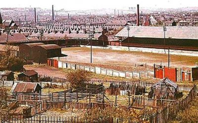 Gone Grounds: Peel Park. Part One