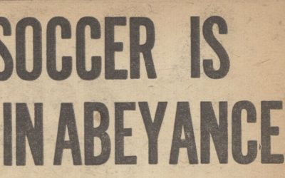The Three-Match Season